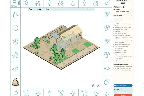 Climate Street Game