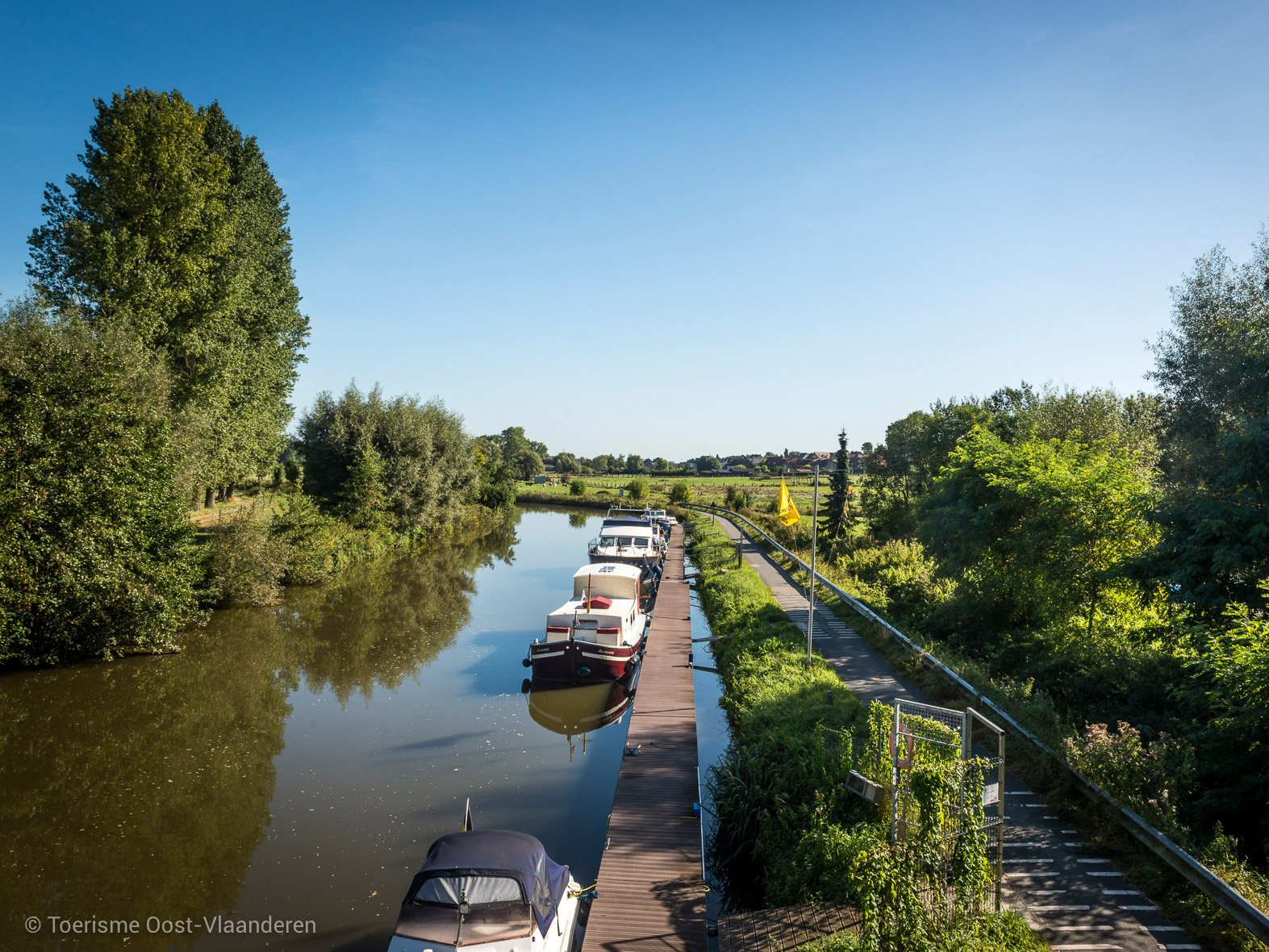 Development of the Strategic Plan 'Room for Water: Dender Valley'