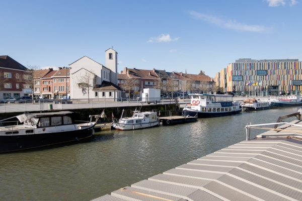 Élaboration du plan stratégique «Room for Water:Dender Valley»
